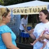 Udruženje RODITELJ organizuje obuku za vršnjačke savetnice za dojenje