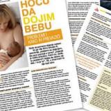 Dojenje: Problemi i kako ih prevazići