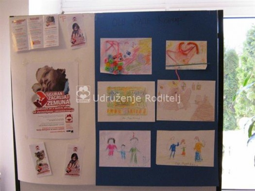 Izložba dečijih radova
