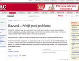 Razvodi u srbiji puni problema