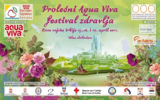 Predavanja na Festivalu zdravlja