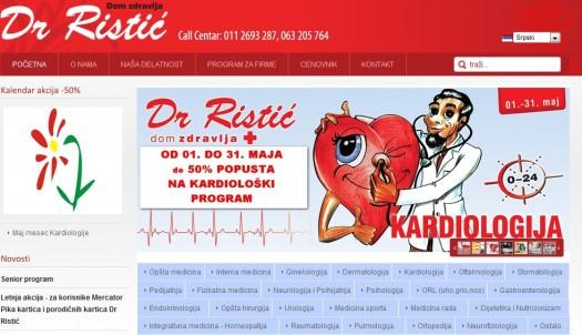 Dr Ristic popust za clanove