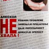Projekat prevencije pijenja među adolescentima