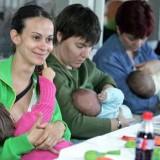Mamino mleko za bebe