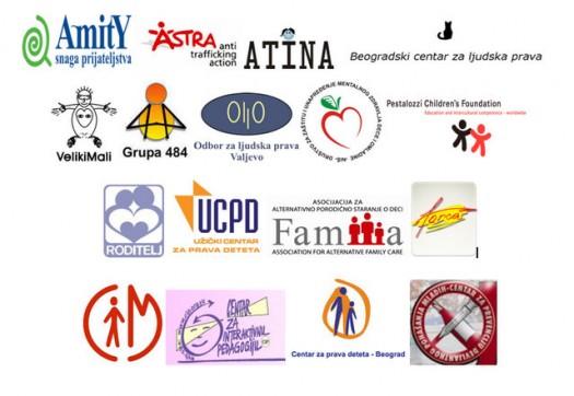 Svi uključeni! Koalicija za monitoring prava deteta u Srbiji