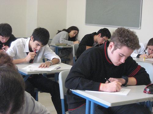 trema, prijemni ispit, upis u srednju školu