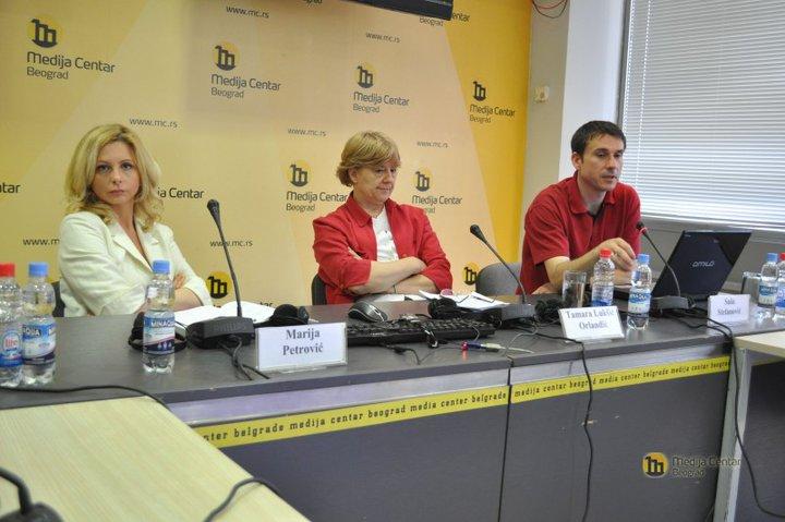 Mreža organizacija za decu Srbije - MODS's Photos - 7.6.2011. Konferencija za novinare -Formiranje MODS-a