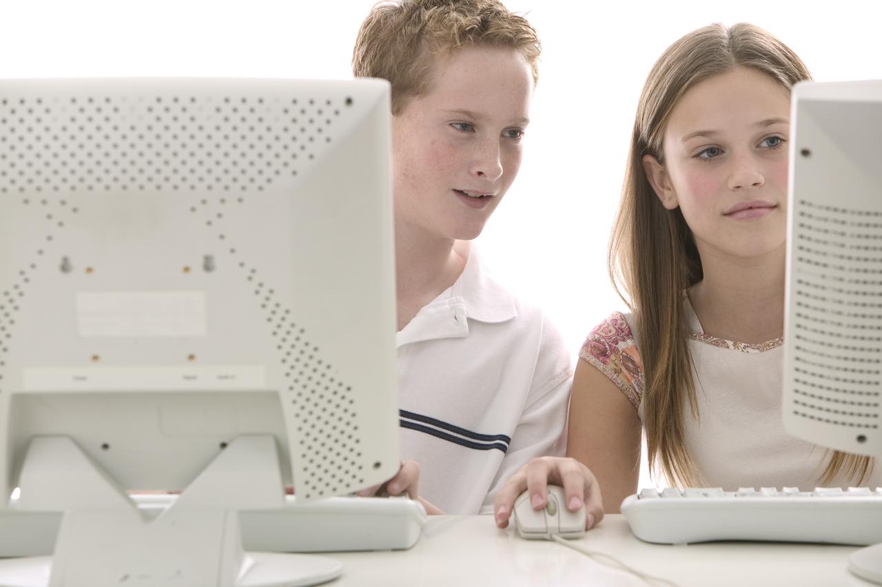 Deca, kompjuteri i radne navike