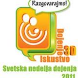 Obeležavanje Svetske nedelje dojenja, 7. avgusta na Zemunskom keju