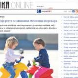 Dečja prava u reklamama štiti tržišna inspekcija