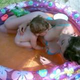 beba i kupanje