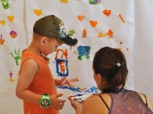 Humanitarna akcija za decu i roditelje smeštene u Roditeljskoj kući