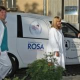 Rosa nastavlja podršku prevremeno rođenim bebama