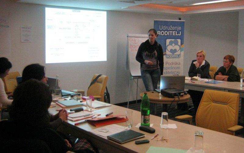 prvi trening za organizacije civilnog društva (1)