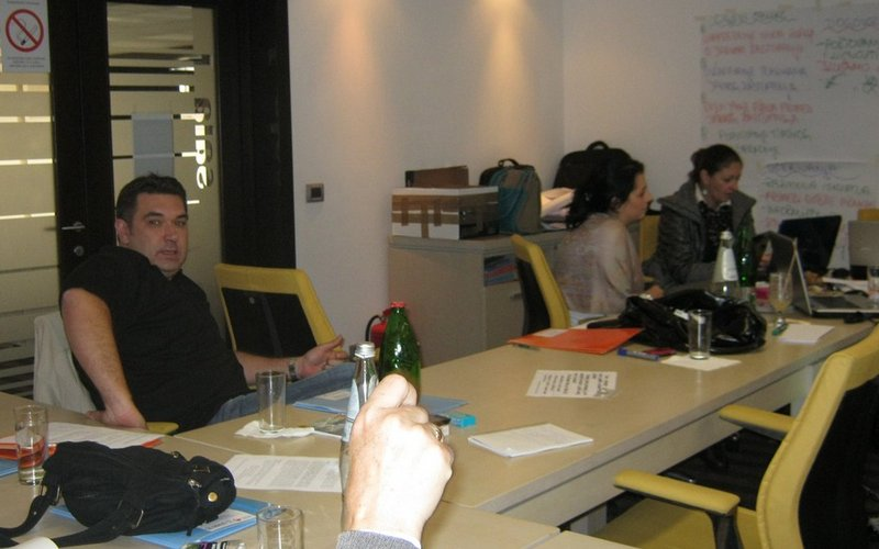 prvi trening za organizacije civilnog društva (14)