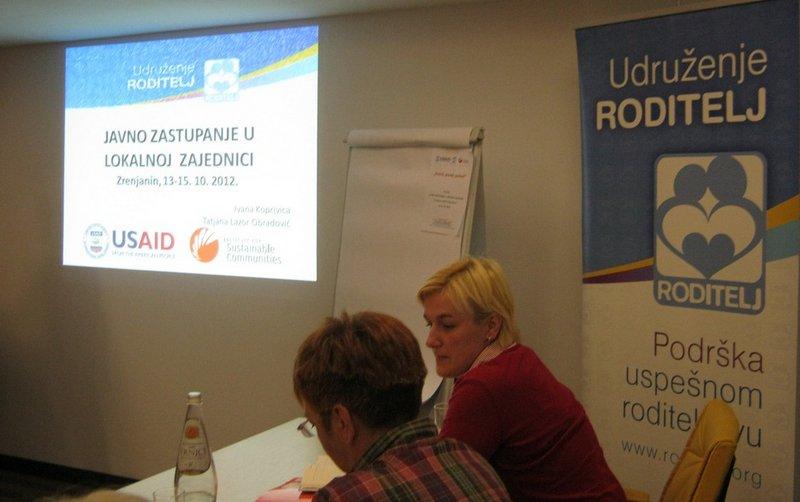 prvi trening za organizacije civilnog društva (3)