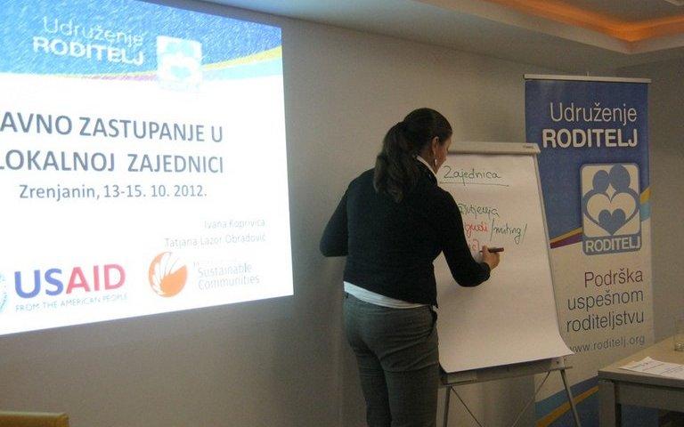 prvi trening za organizacije civilnog društva (8)
