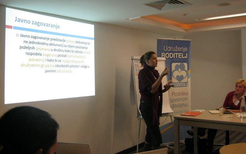 prvi trening za organizacije civilnog društva (9)