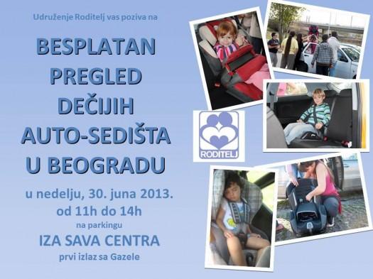 besplatan pregled auto sedista u beogradu
