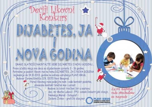 Dijabetes ja i Nova godina