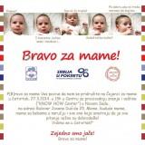 Čajanka u Novom Sadu – druženje u okviru P(B)RAVO ZA MAME kampanje