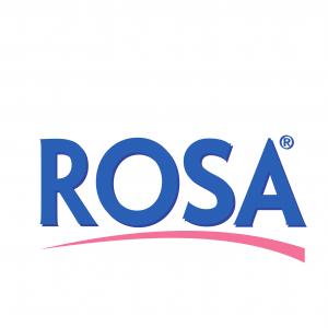Rosa logotip