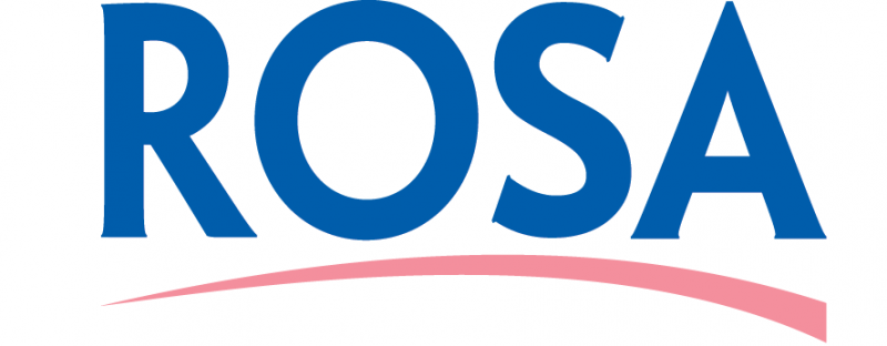 rosa - logo transparent