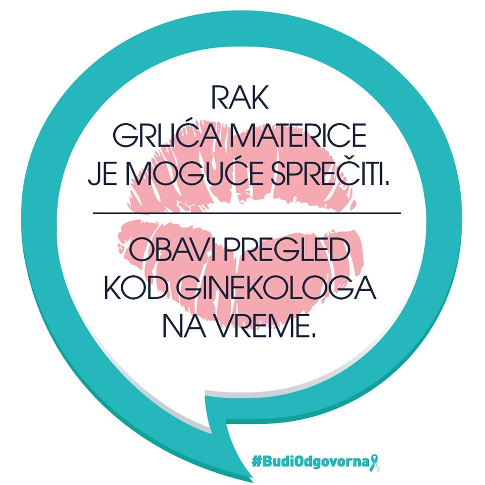 Evropska nedelja prevencije karcinoma grlića materice