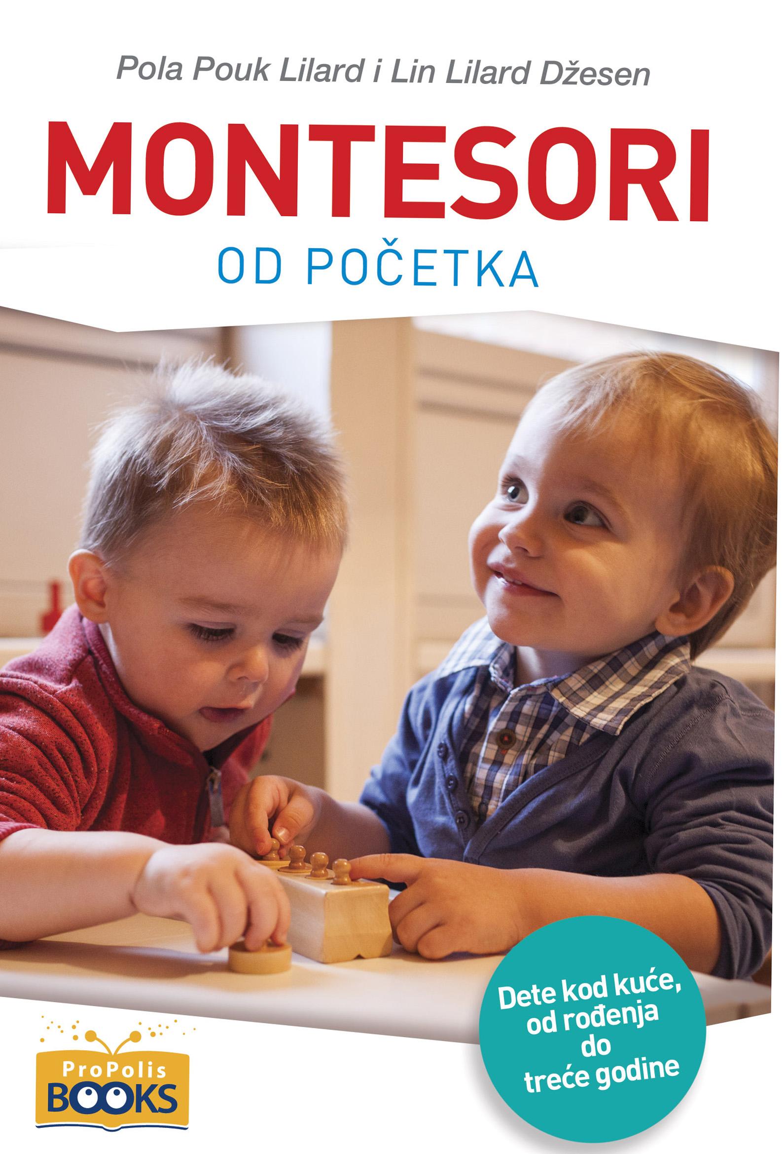 ProPolis i Roditelj pooklanjaju Montesori od početka