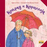 """ProPolis books i Roditelj poklanjaju knjigu """"Konrad i Kornelija"""", Katarina fon Numers Ekman"""