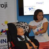 Video tutorijal za pravilnu upotrebu dečijih auto-sedišta
